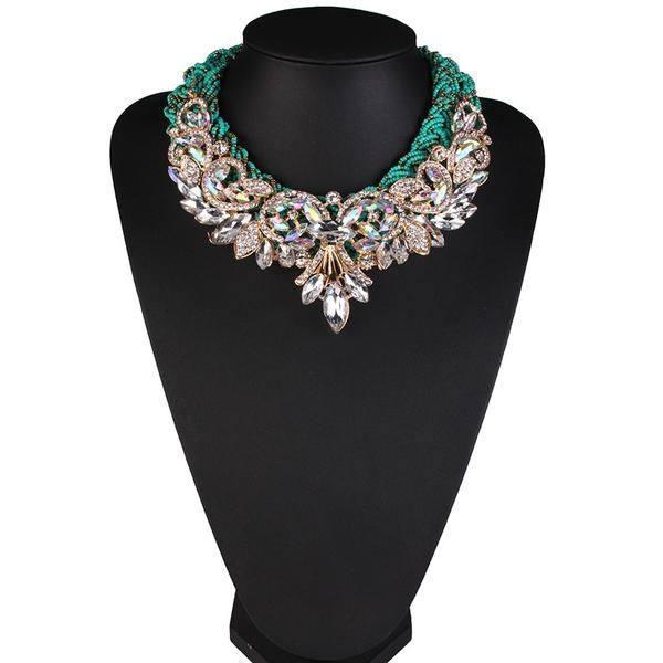 Geissi Brown Necklace