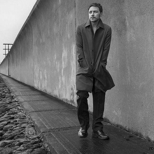 James McAvoy | Prada Mens FW14 Preview