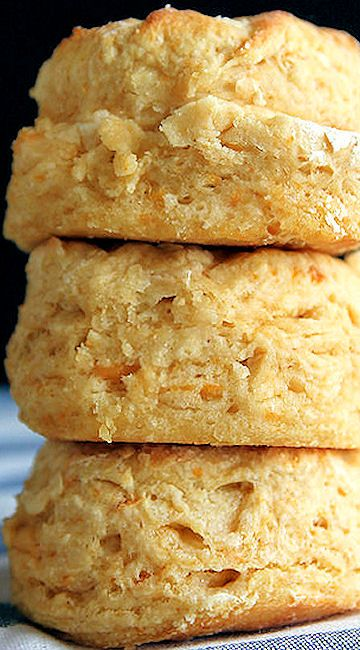 Sweet Potato Biscuits great for a comfort food meal!