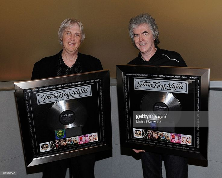 Photo of THREE DOG NIGHT and Chuck NEGRON and Cory WELLS and Danny ...