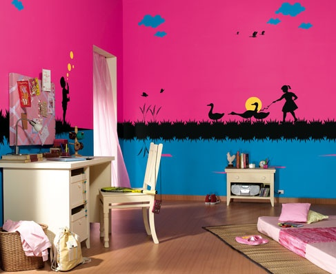 the 41 best images about kids 39 room inspirations on pinterest in india glow paint and ranges. Black Bedroom Furniture Sets. Home Design Ideas
