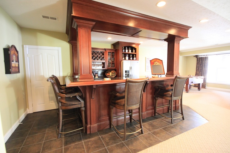 Wet Bar--basement