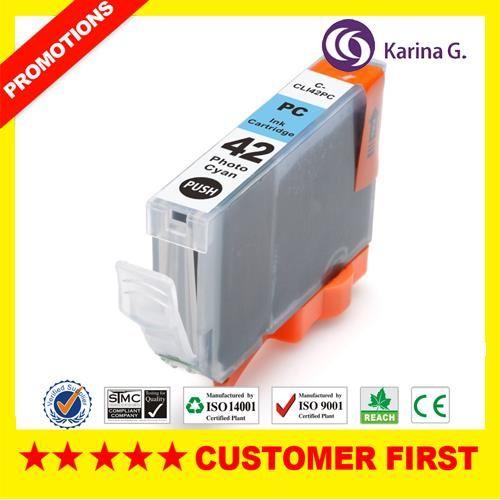 Любой Цвет CLI42 Общий принтер струйный картридж для Canon PIXMA PRO 100 S офис consumbles