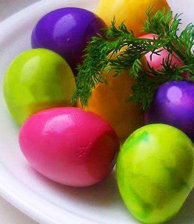15 Beautiful Easter Food Decoration Ideas, Edible Decorations for Holiday Tables