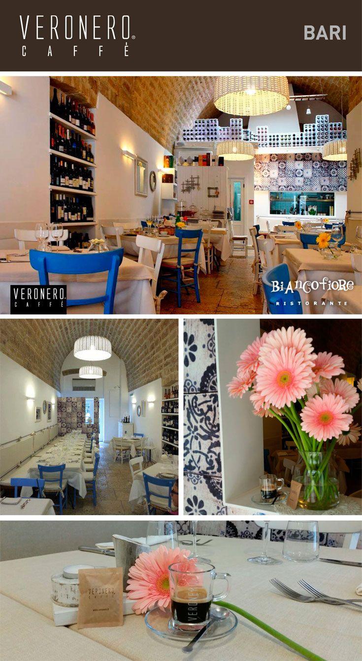 Da Biancofiore ristorante potrete riscoprire i sapori della cucina locale e gustare l'espresso di qualità #veronerocaffe! #passioneperilpiacere