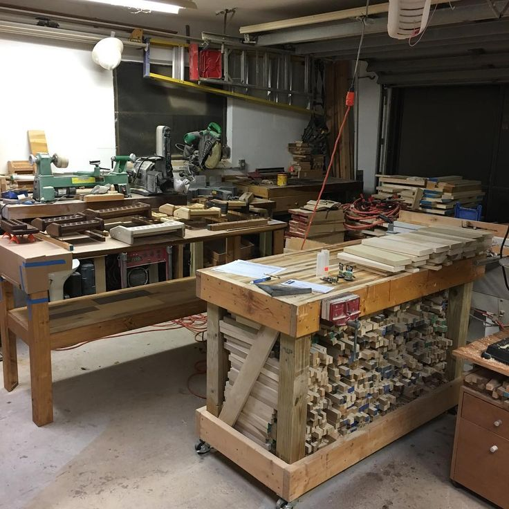 Beautiful Tiny Woodworking Shop With Cool Picture In Ireland | Egorlin.com