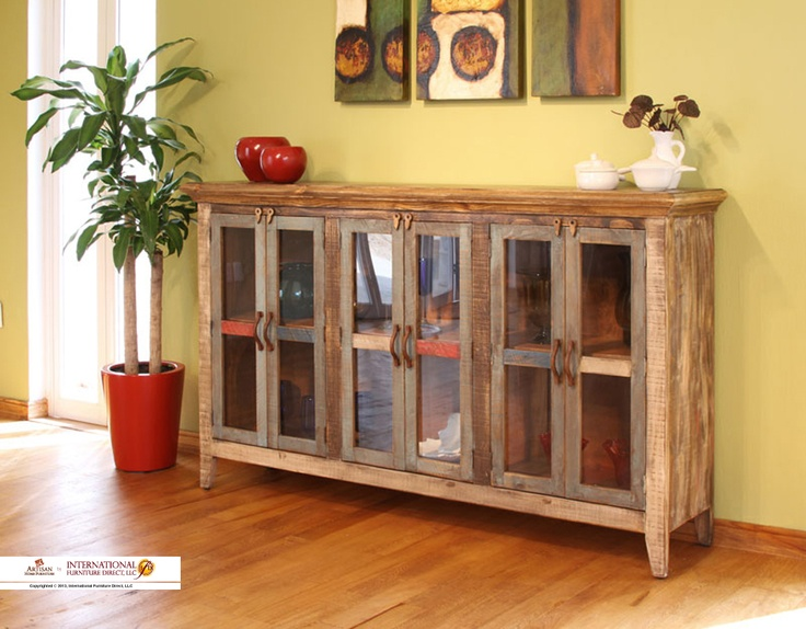 30 Best International Furniture Direct Rustic Line Images On