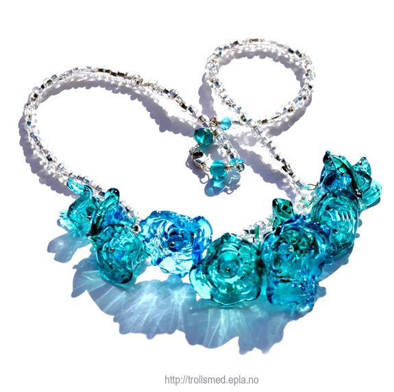 My lampwork goddesses... My jewellry/art http://trollsmed.epla.no http://www.facebook.com/trollsmeden
