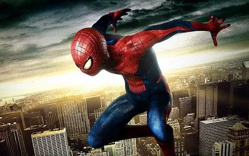 Fondo Xperia SpiderMan.