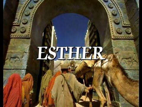 Есфирь (Библейские сказания) Худ.фильм - YouTube