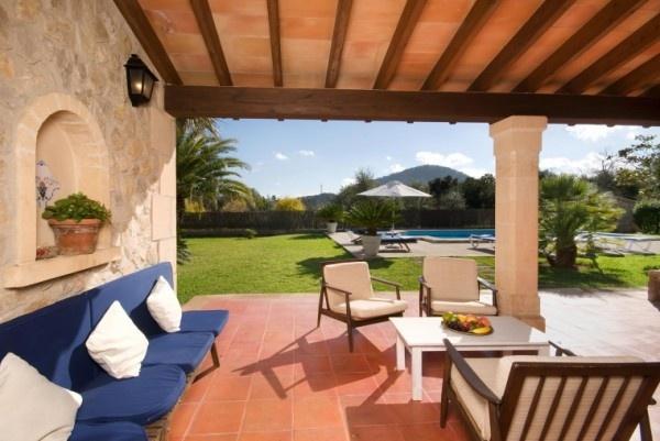 Bed & Breakfast jardin de mariposas, Pollença in Spain, to be found on Bed and Breakfast Europa