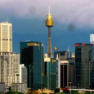 Sydney Landmark  Centerpoint Tower