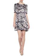 Ben Sherman Floral Print Dress #davidjones #bensherman #fashion #dresses #style #djs #newarrivals #austumnwinter2013