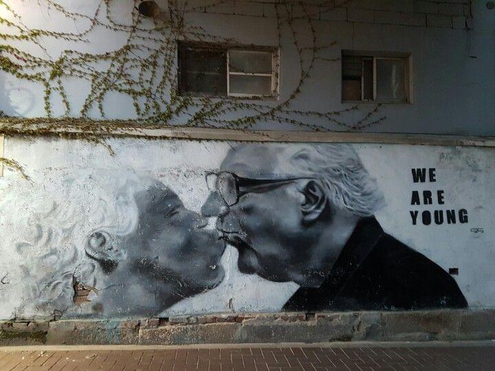 love love #art #busan #painting #mural