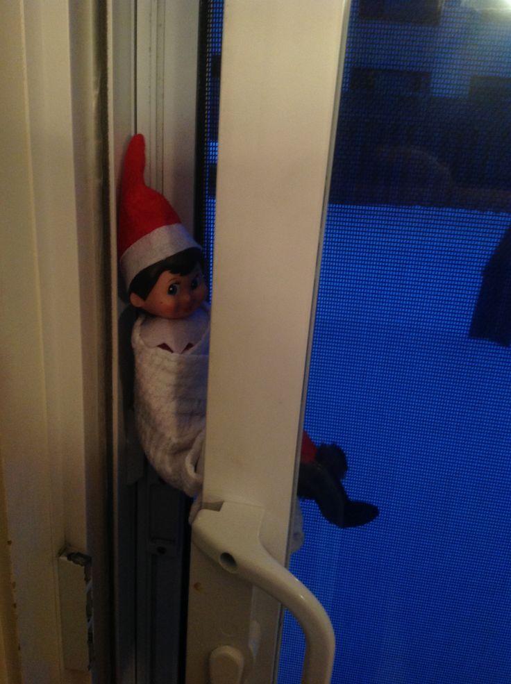 16 décembre: Un petit tour dehors ça fait du bien!