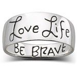 I love jewelry with a message