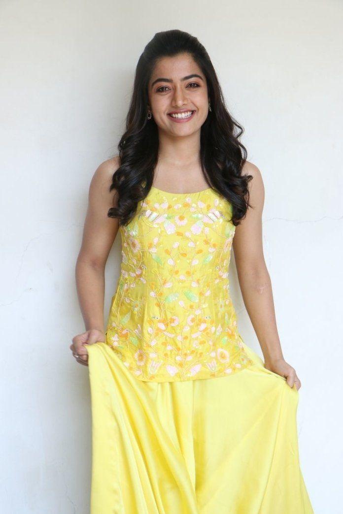 Southindian Actress Rashmika Mandanna In 2020 Victoria Secret Fashion Show Actresses Indian Celebrities