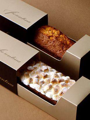 pound cake packaging // Fiorentina – Grand Hyatt Tokyo