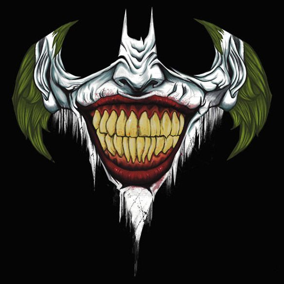 Batman: The Joker Last Laugh T-Shirt