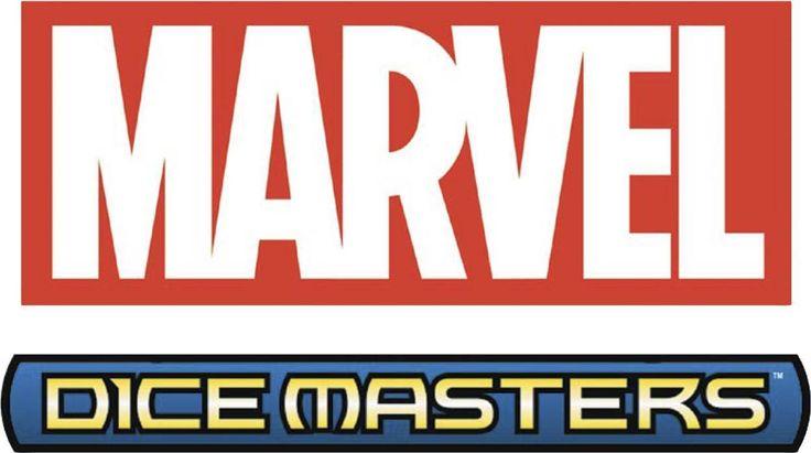 MARVEL DICE MASTERS SPIDER-MAN MAXIMUM CARNAGE TEAM PACK