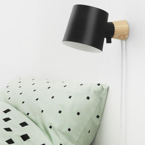 Normann Copenhagen - Rise wandlamp