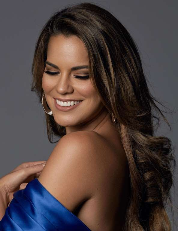 Valeria Piazza:   Country: Peru, Age: 26  -  Meet this year's Miss Universe contestants