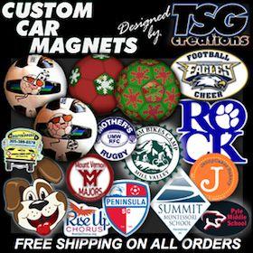Unique Custom Car Magnets Ideas On Pinterest Date Recipes - Custom basketball car magnets