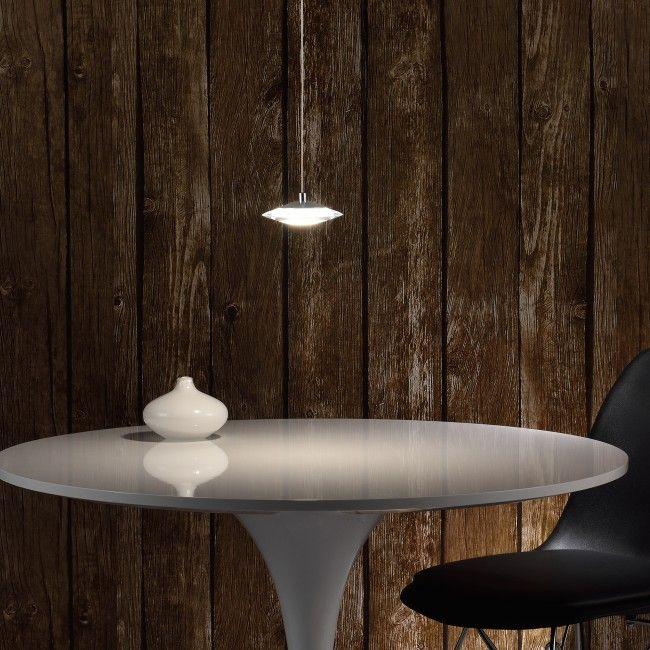 [lux.pro] Elegáns Függőlámpa beépített LED-es izzókkal - 5W / 350lm / középfehér - Függőlámpák - Beltéri világítás - Világítás - premiumxl Shop