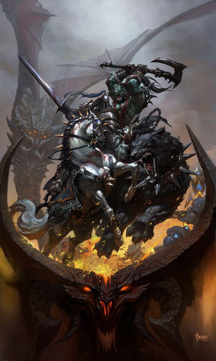 Epic World Of Warcraft Poster