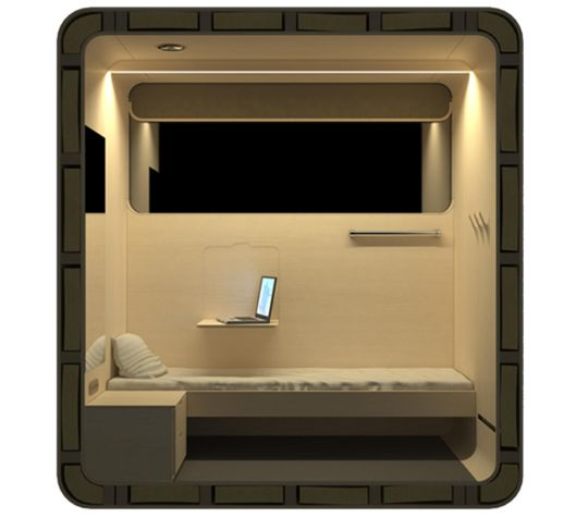 Nap Pods Might Be Coming To An Airport (or Office) Near You U2014 Design News