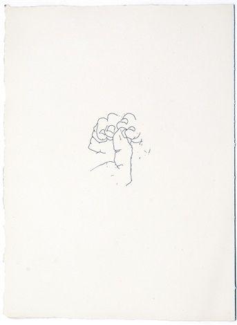 Adoración. Funeral Mal I by Eduardo Chillida
