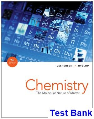 30 best testbank download images on pinterest chemistry the molecular nature of matter 7th edition jespersen test bank test bank solutions fandeluxe Image collections