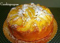 Torta+di+mele+soffice