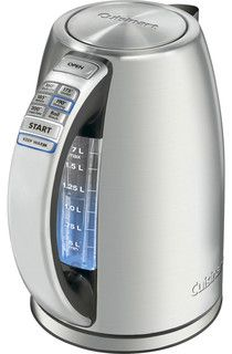 Cuisinart PerfecTemp Cordless Electric Kettle - contemporary - coffee makers and tea kettles - by HPP Enterprises