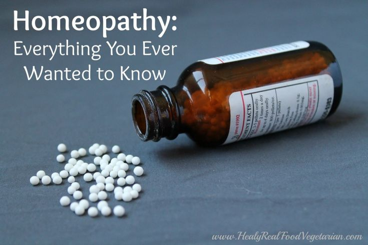 Homeopathy: Everything you ever wanted to know about it. Very interesting!