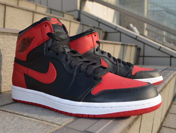 Air Jordan 1 Retro High OG Bred