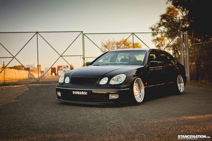 Simplicity is Beauty // Chook's Lexus GS300. | StanceNation™ // Form > Function