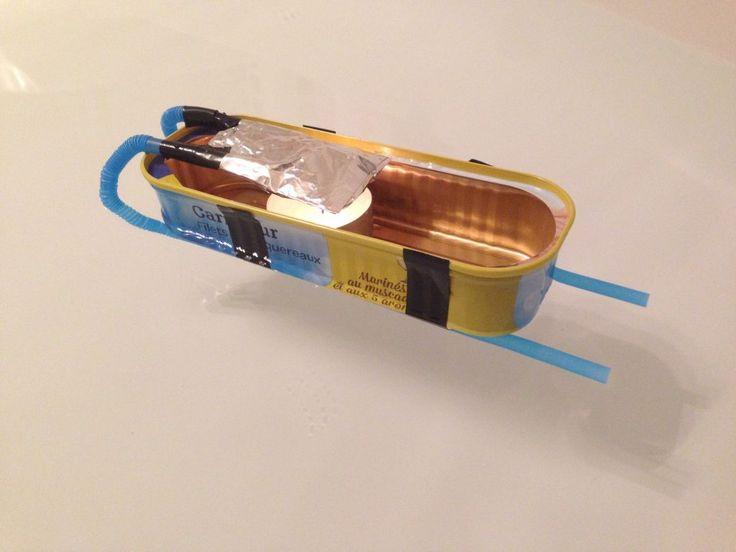 Fabriquer un Bateau pop-pop en 10 minutes et sans matériel ! | Toysfab