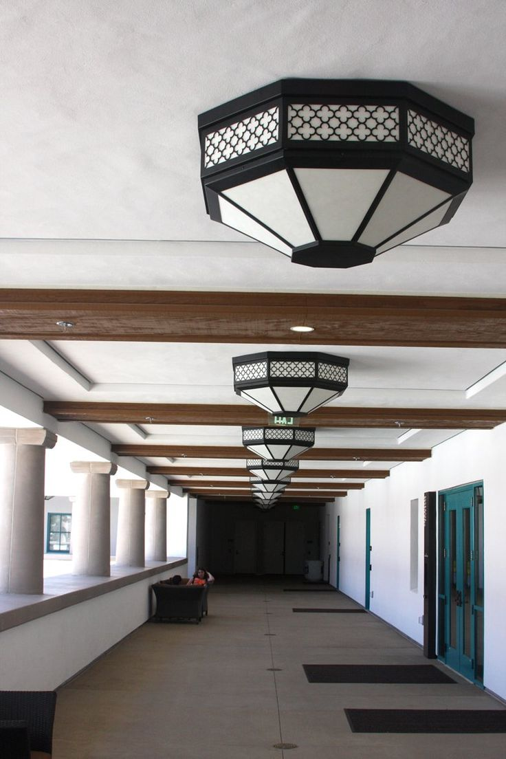 San Diego State University Celadon Group Light Fixtures Colonial