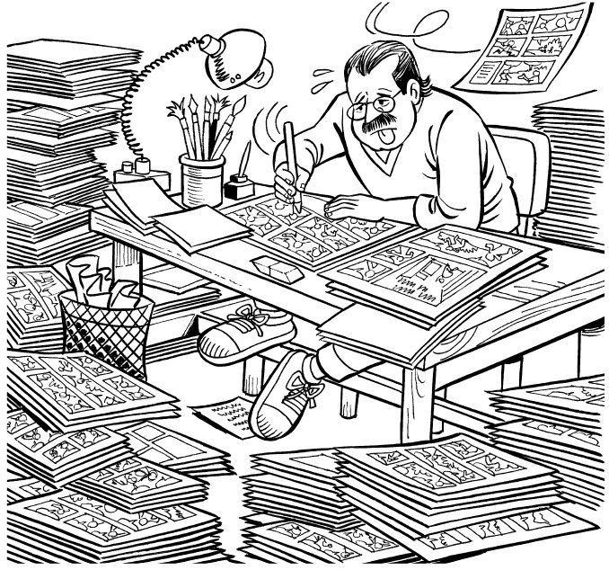 Arriva ComicArtCity, il mondo delle tavole originali a portata di click!    di: Giulio De Angelis    08/09/2012    Vi diamo il benvenuto su ComicArtCity, il sito d'informazione dedicato alle tavole originali.
