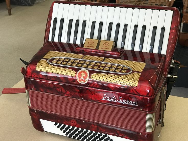 Now available on our website: Paolo Soprani 2 v... Have a look here http://thereedlounge.com/products/paolo-soprani-2-voice-72-bass-piano-accordion?utm_campaign=social_autopilot&utm_source=pin&utm_medium=pin