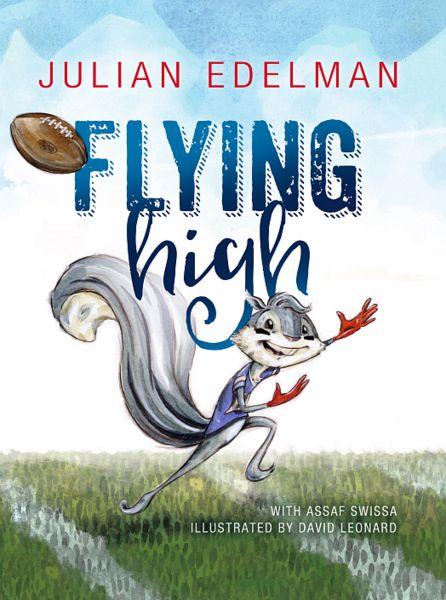 Flying High by Julian Edelman - JE11