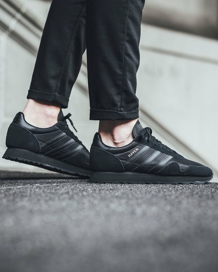 Adidas Haven Shoes On Feet Pinterest