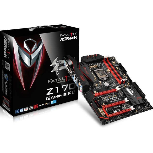ASRock Fatal1ty Z... Available here: http://endlesssupplies.us/products/z170gamingk6?utm_campaign=social_autopilot&utm_source=pin&utm_medium=pin