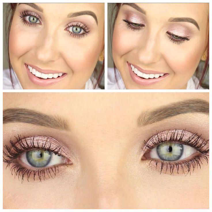 Jaclyn Hills tägliches Make-up-Tutorial für Drogerien mit … – #alltagl …