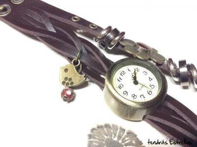 Reloj Café