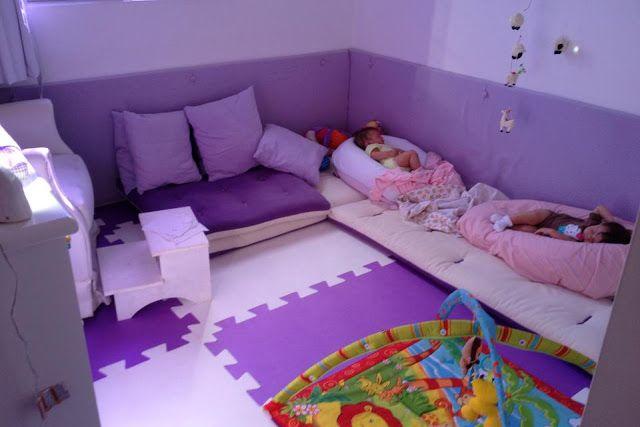 quarto montessoriano recem nascido  Pesquisa Google  Quarto Montessori  Pi