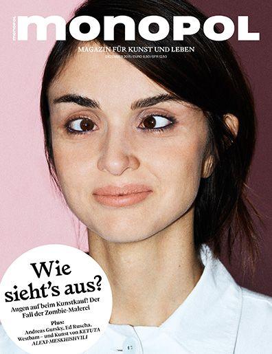 Monopol – Magazin für Kunst und Leben