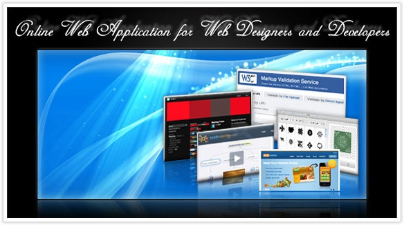 Free Online Web Application for Web Designers and Developers