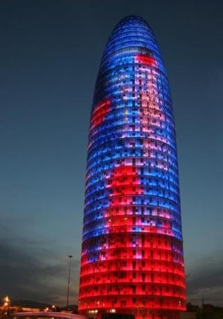 Tour Agbar - Barcelone - Jean Nouvel